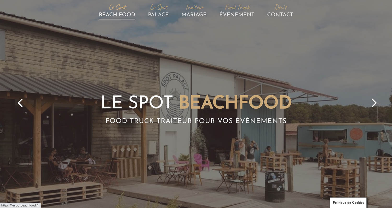 Le Spot Beachfood